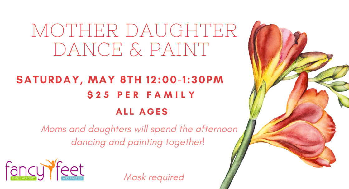 Mother Daughter Dance and Paint (2)