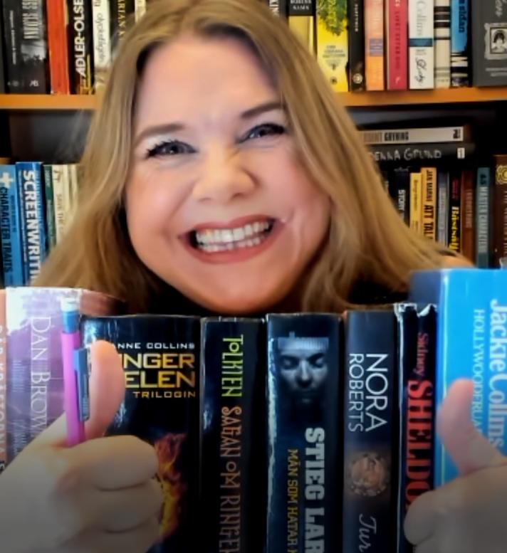 Bli en bästsäljande författare