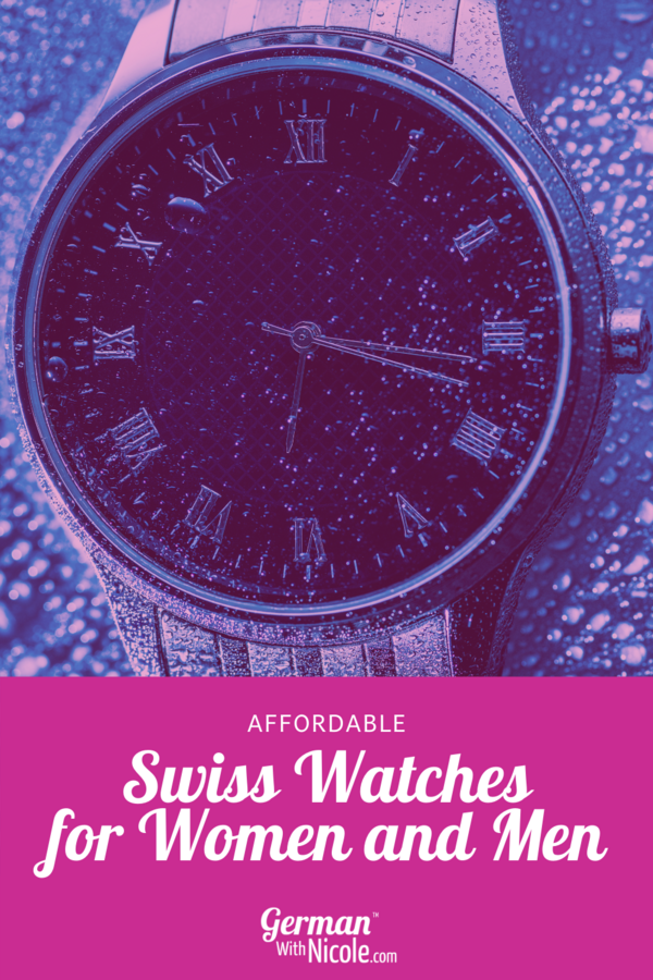 Affordable Swiss Watches for Women Men_pin