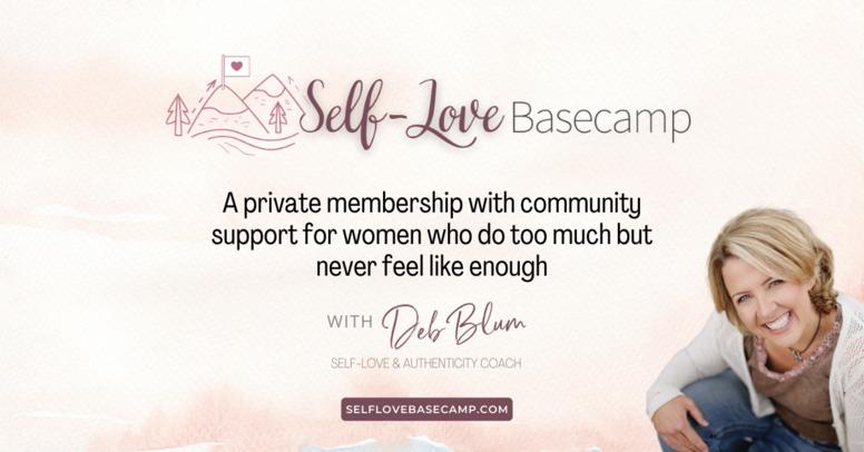 Self-Love Basecamp Membership