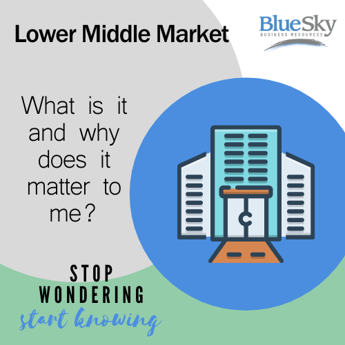 Lower Middle Market Definition