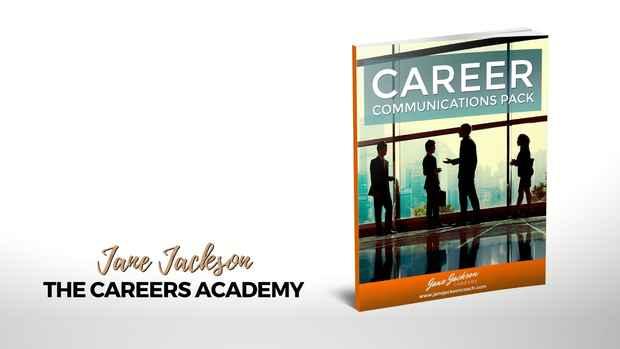TCA CAREER COMMS PACK