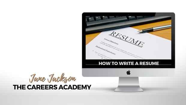 TCA HOW TO WRITE A RESUME