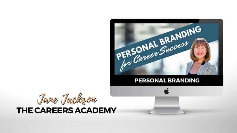 PERSONAL BRANDING FOR CAREER SUCCESS