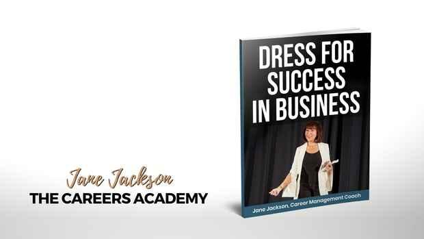 TCA DRESS FOR SUCCESS