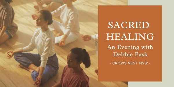 Sacred Healing Evening with Debbie Pask