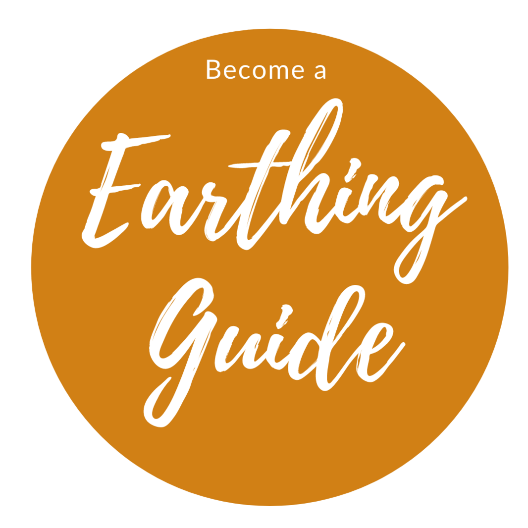 Become a Earthing Guide cirkel