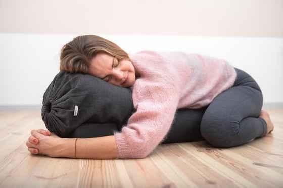 Billede til artikel Yoga mod stress