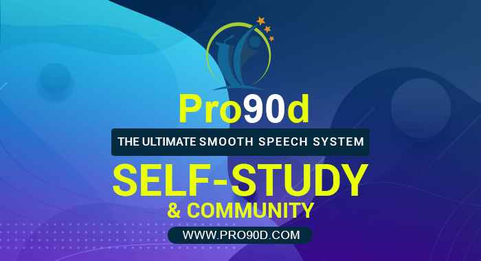 Pro90d - The ULTIMATE Smooth Speech System - Self-Study