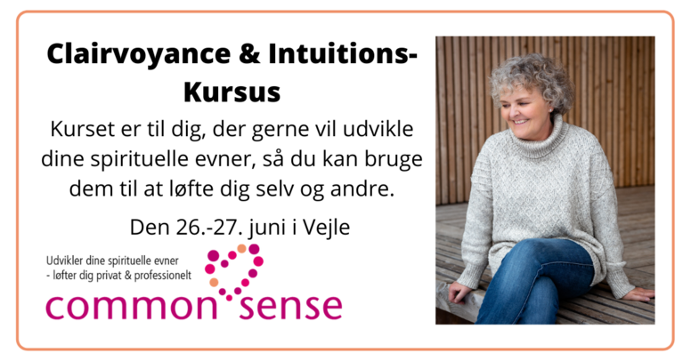 Clairvoyance & Intuitions Kursus