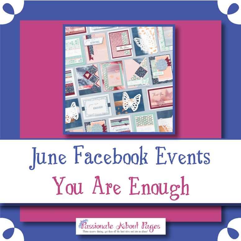 Facebook Events - You Are Enough