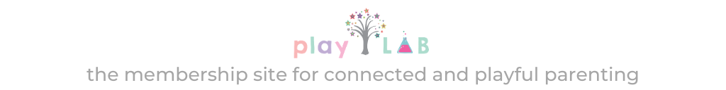 the membership site for connected and playful parenting