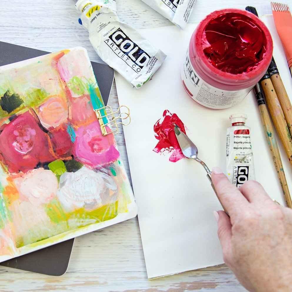 Kellee Wynne Studios Color Crush Creative (243)