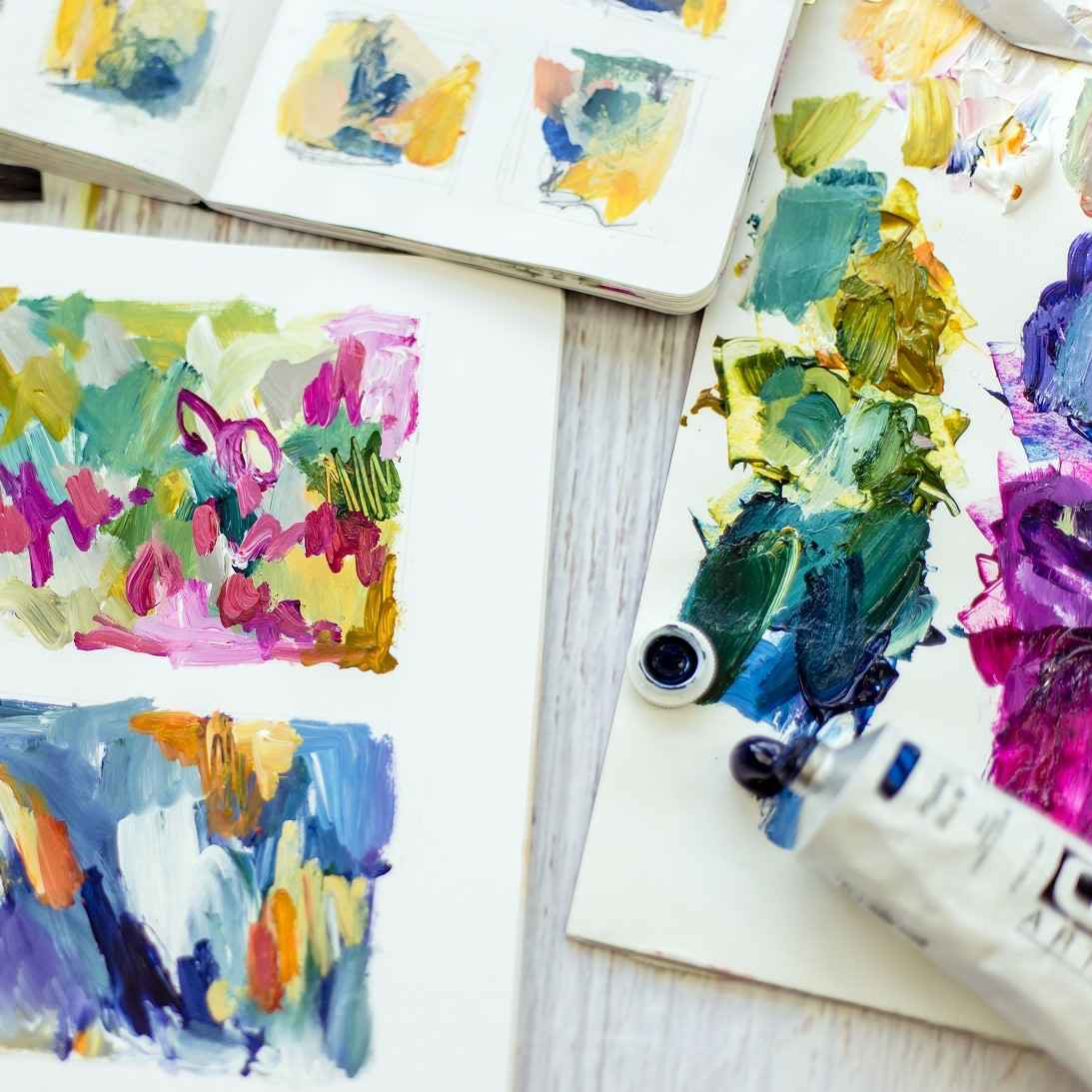 Kellee Wynne Studios Color Crush Creative (256)