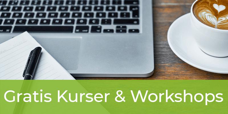 Gratis kurser og workshops v4