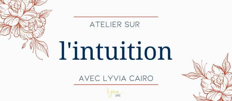 Atelier Intuition Live - Mai 2021