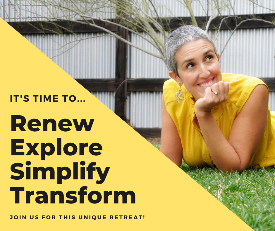 renew explore simplify transform