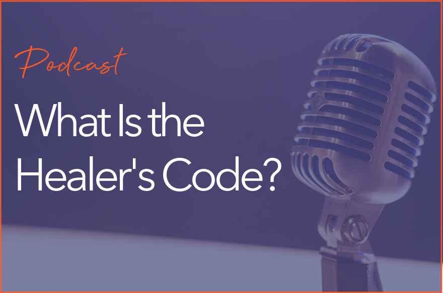 Healers Code #1 Blog Image