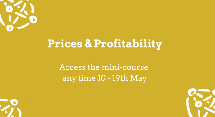 Prices and profitability