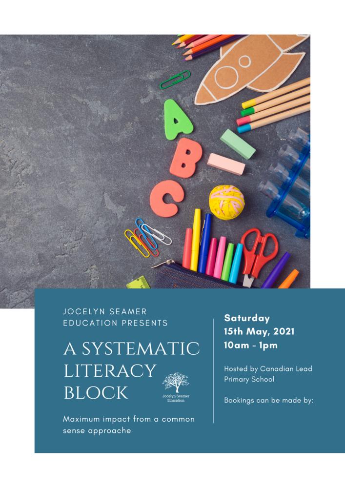 A Systematic Literacy Block - Ballarat