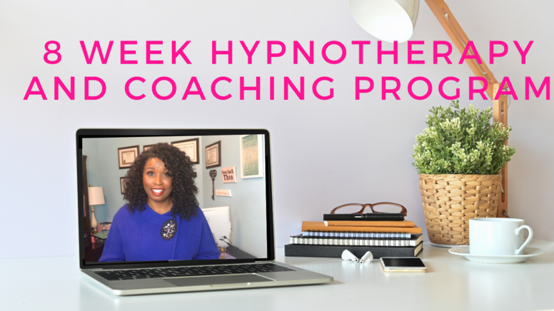 8 Week Hypnotherapy, Coaching and Support Program