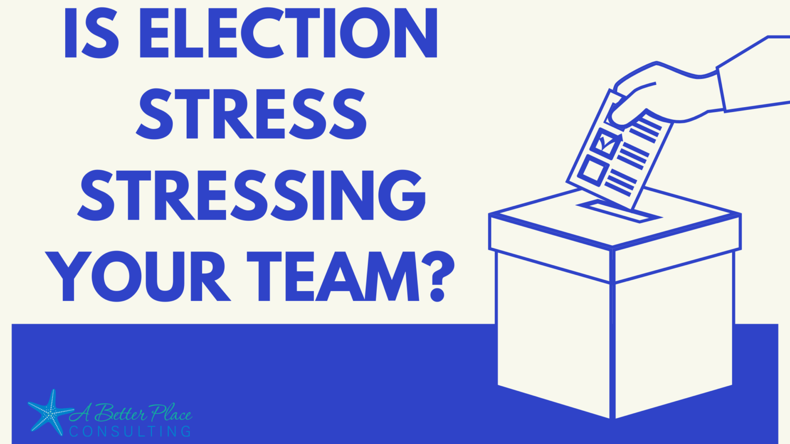 Is-Election-Stress