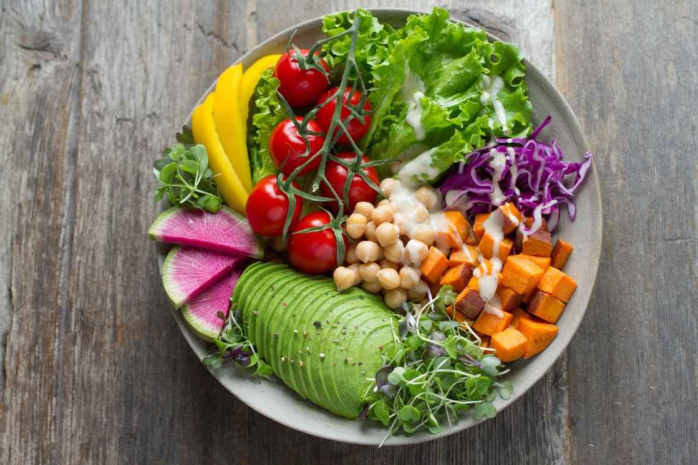 lækker velsmagende vegetarisk mad med livskraft - www.livsbevidsthed.dk
