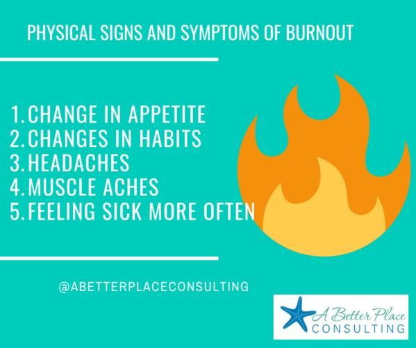 Physical-burnout