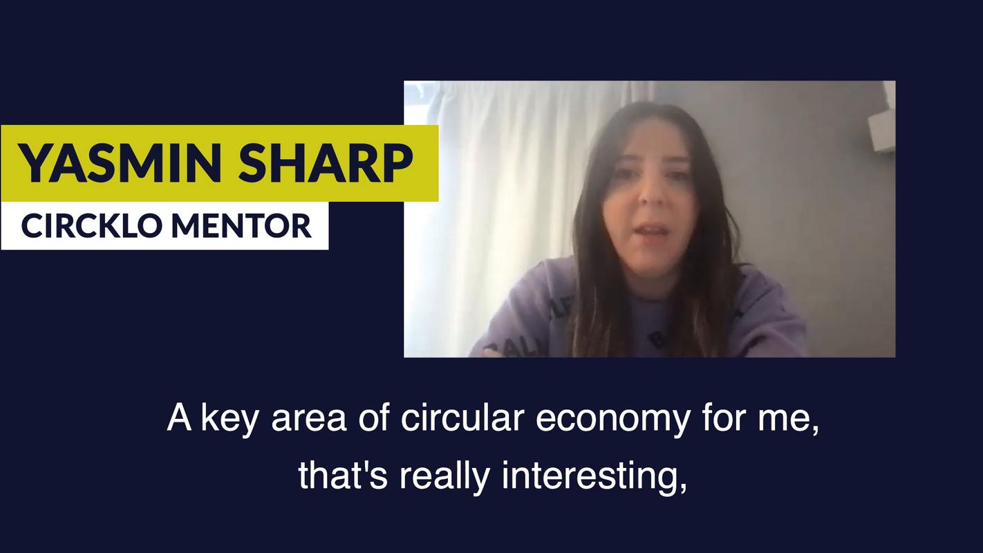 Meet your mentor - Yasmin Sharp - Promo