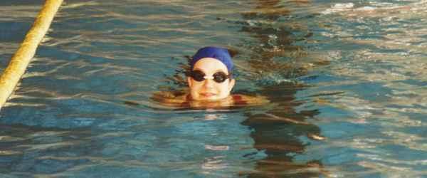 Lena Maria swim