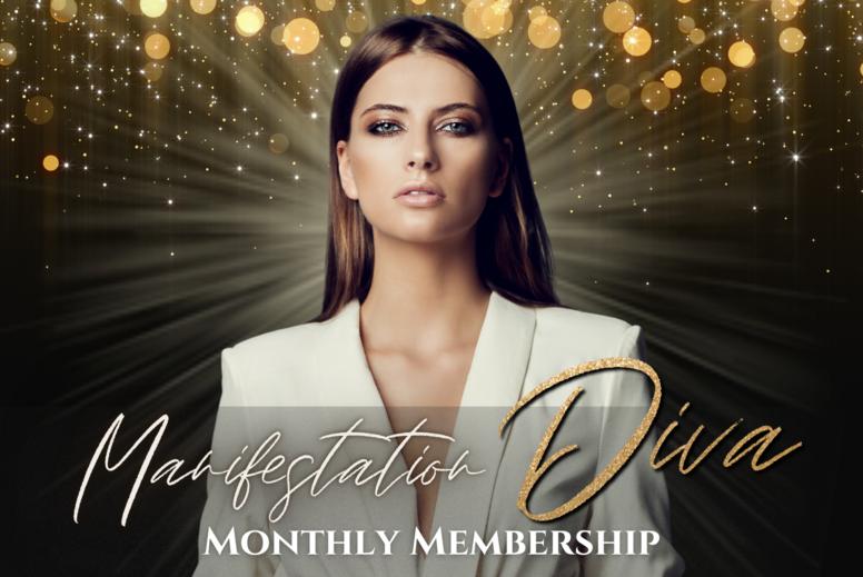 Manifestation Diva Membership VIP 6 Month