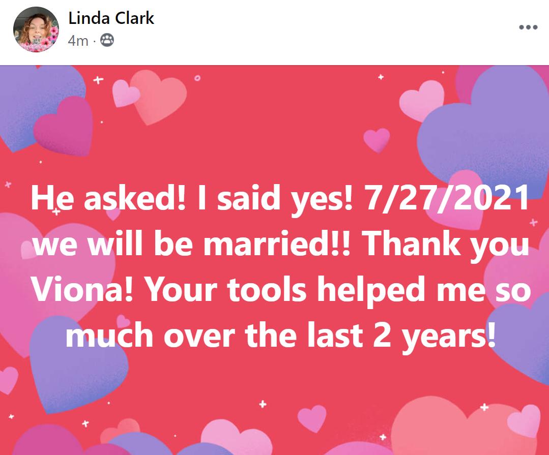 linda clark testimonials