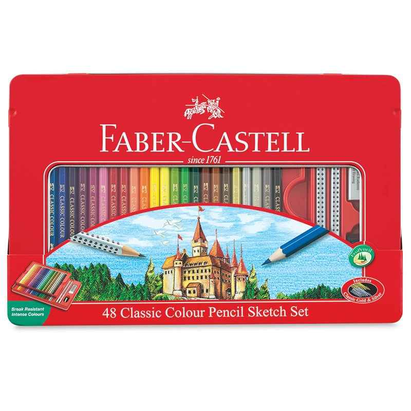 faber-castell colored pencils 800x800