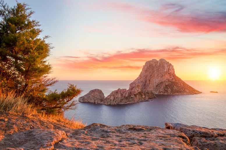 Shamansk meditationsretreat på Ibiza