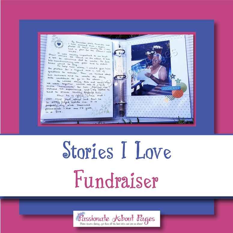 Stories I Love workshop