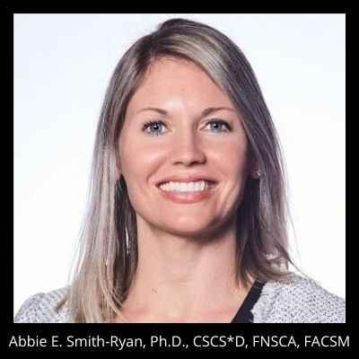 Abbie E. Smith-Ryan, Ph.D., CSCSD, FNSCA, FACSM 400 x 400 blackbackground