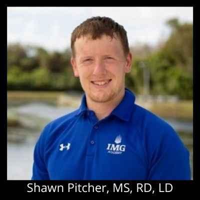 Shawn Pitcher, MS,RD, LD 400 x 400 blackbackground