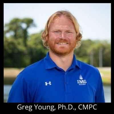 Greg Young, Ph.D., CMPC 400 x 400 black background