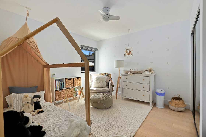 neutral kids room