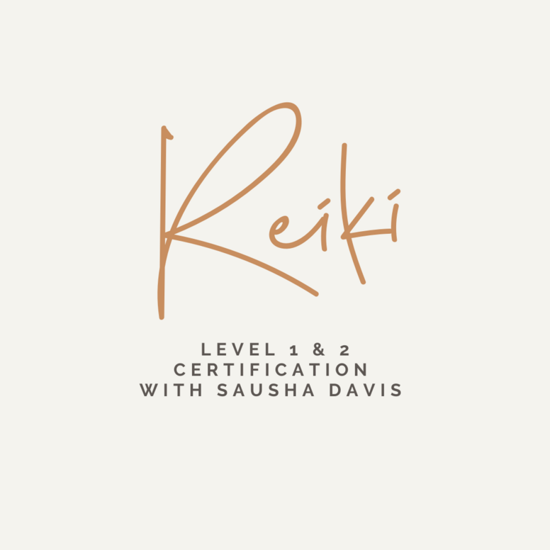 Reiki 1 & 2 Certification - June 26 & 27, 2021  Sioux City, IA