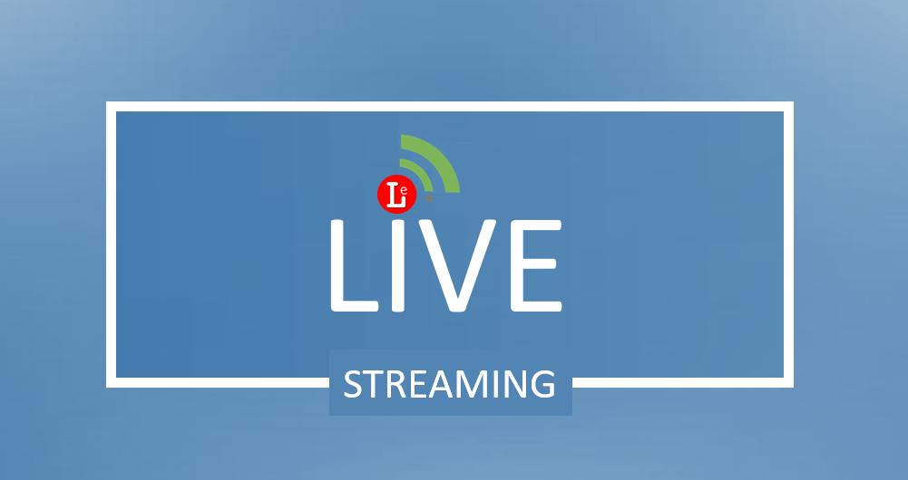 Lexia Live stream-logo mai 2021. NY