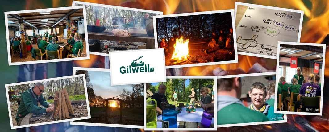 Gilwell collage