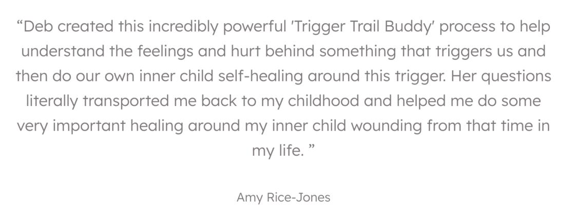Trigger Trail Buddy Testimonial