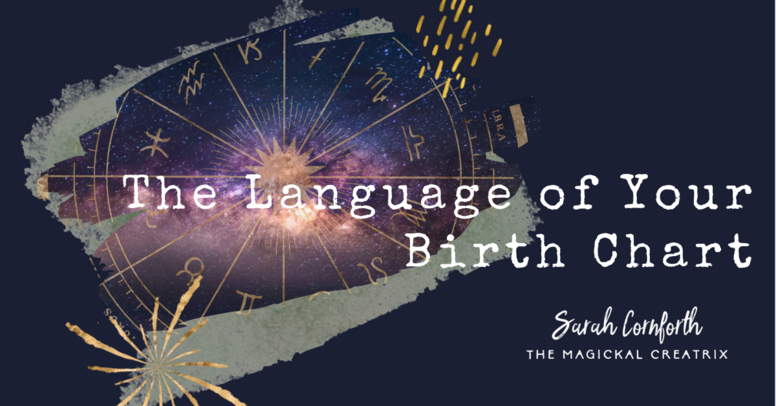 Language of Your Birth Chart Guide