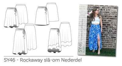 ROCKAWAY Slå-Om Nederdel | SYSIDEN 46