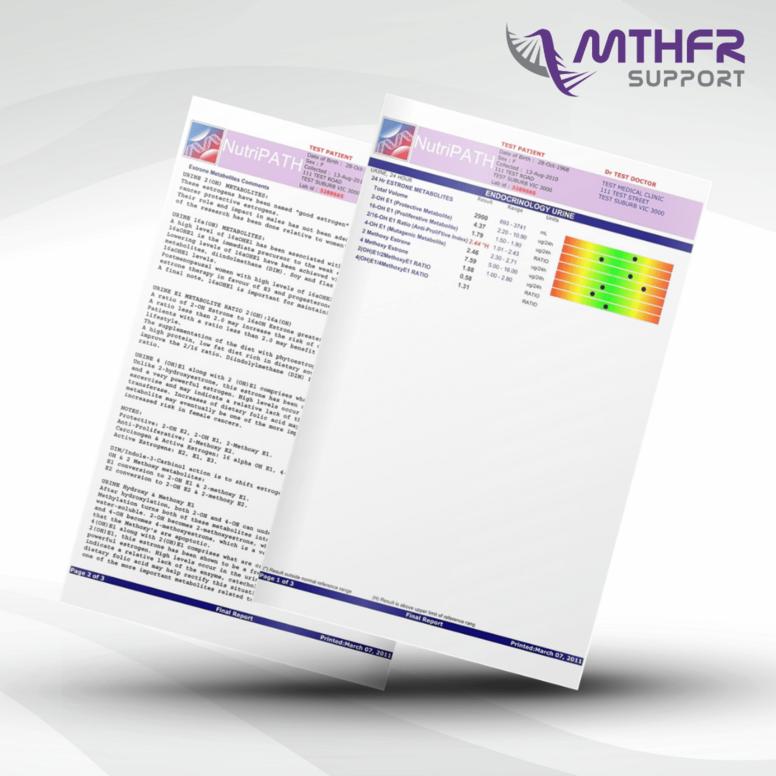 Oestrogen Metabolism Test Kit