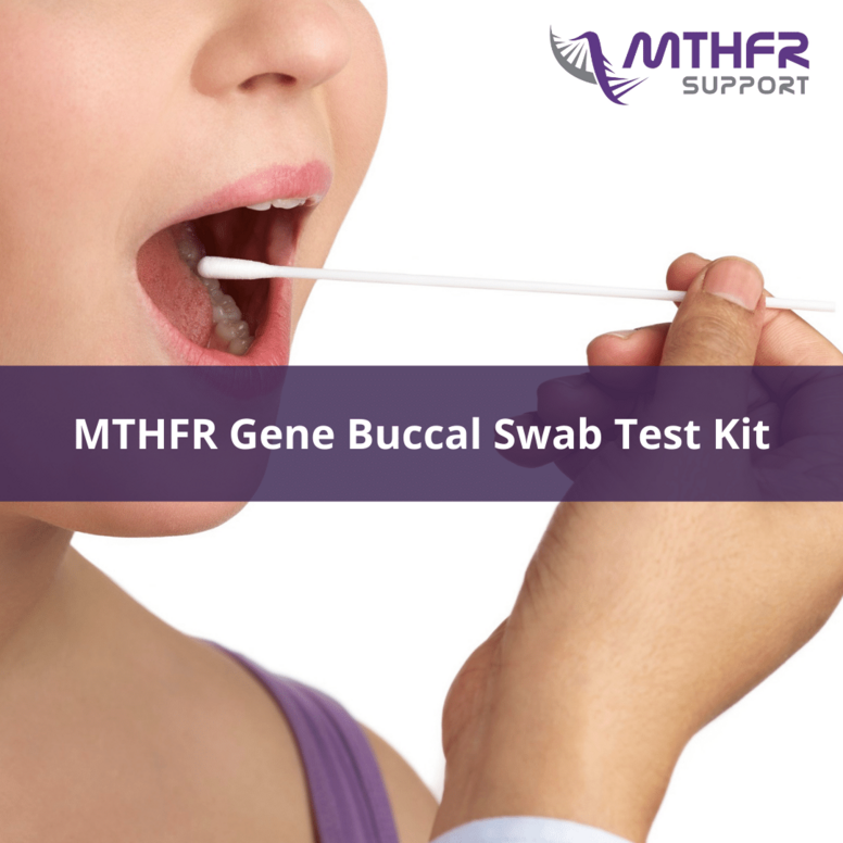 MTHFR Buccal Swab Test Kit