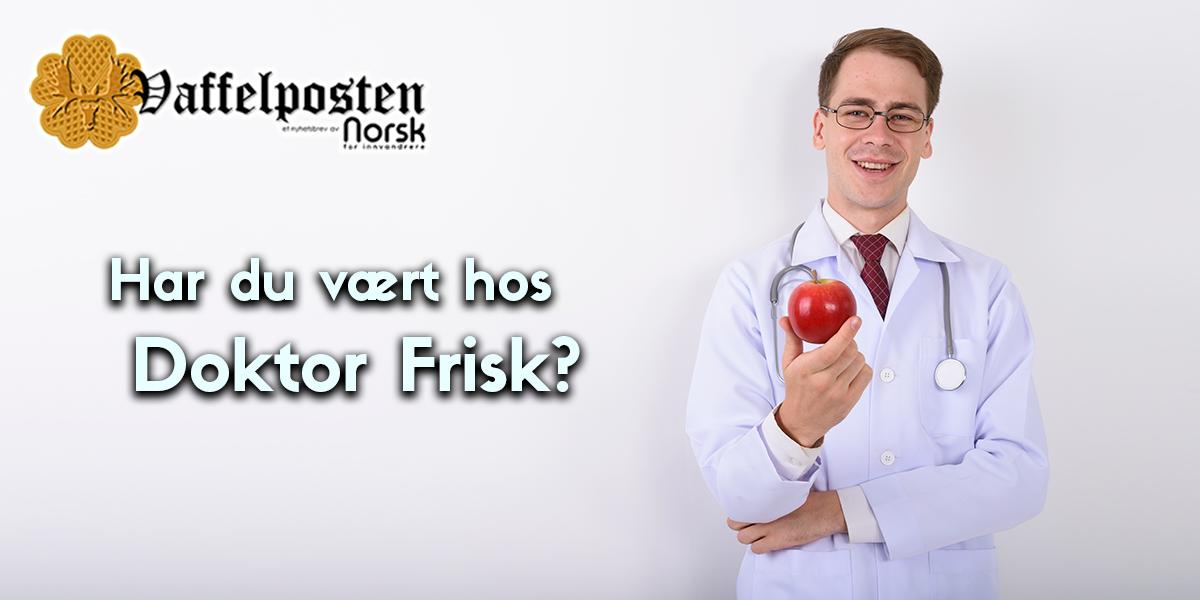 NFI-VP - Blog pic - doktor frisk