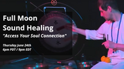 May 2021 Full Moon Sound Healing
