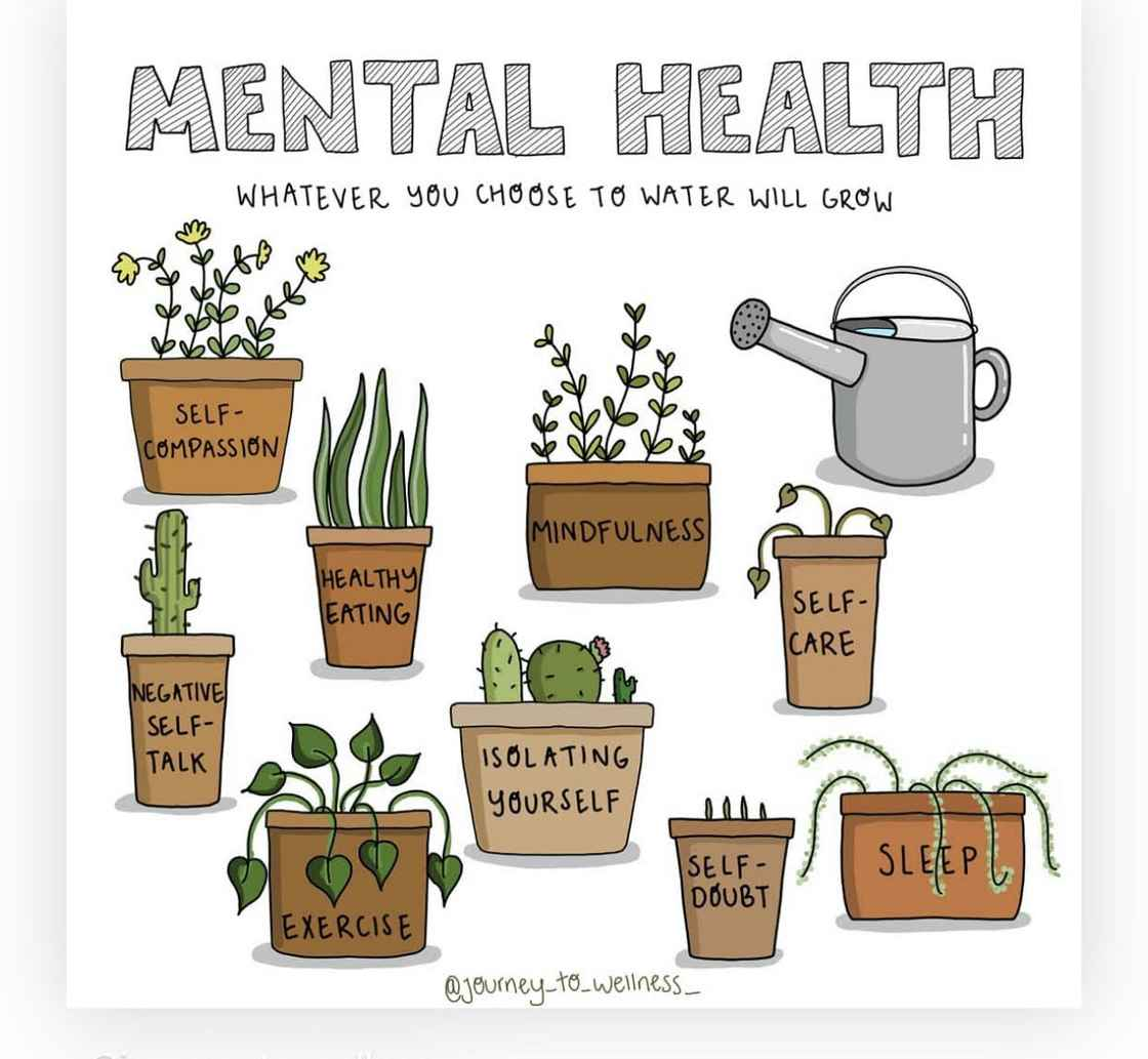 mental health self care pic